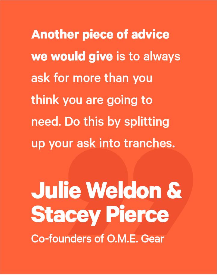quote by Julie Weldon & Stacey Pierce